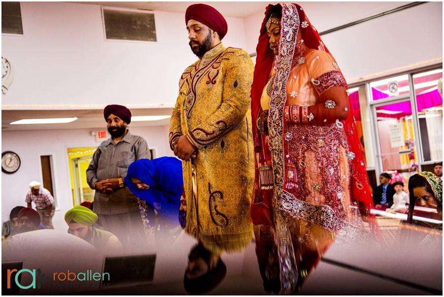 Sikh-Wedding-Ceremony-New-York-Wedding-Rob-Allen-Photography 11