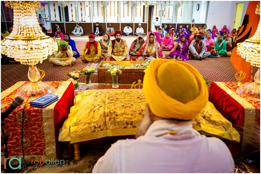 Sikh-Wedding-Ceremony-New-York-Wedding-Rob-Allen-Photography 14