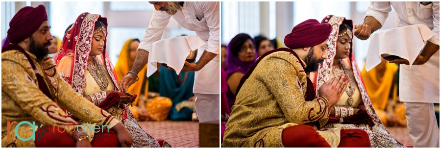 Sikh-Wedding-Ceremony-New-York-Wedding-Rob-Allen-Photography 16