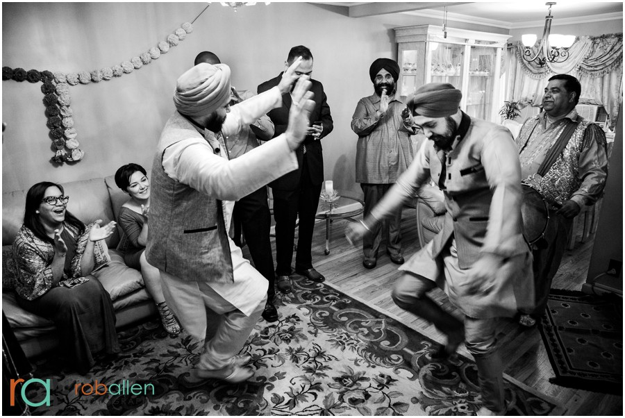 Sikh-Wedding-Ceremony-New-York-Wedding-Rob-Allen-Photography 2