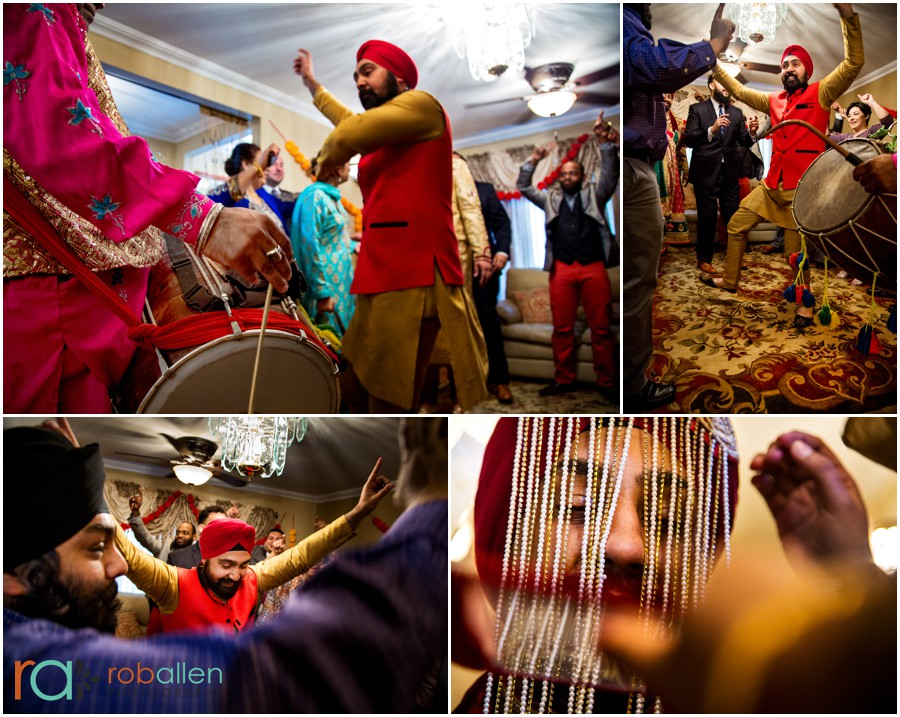 Sikh-Wedding-Ceremony-New-York-Wedding-Rob-Allen-Photography 3