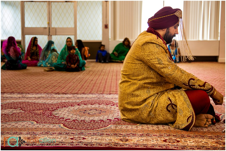 Sikh-Wedding-Ceremony-New-York-Wedding-Rob-Allen-Photography 4