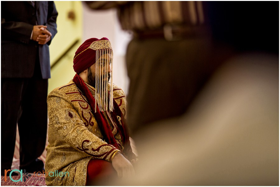 Sikh-Wedding-Ceremony-New-York-Wedding-Rob-Allen-Photography 5