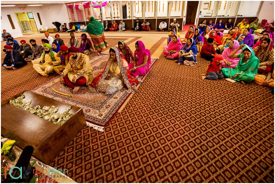 Sikh-Wedding-Ceremony-New-York-Wedding-Rob-Allen-Photography 9