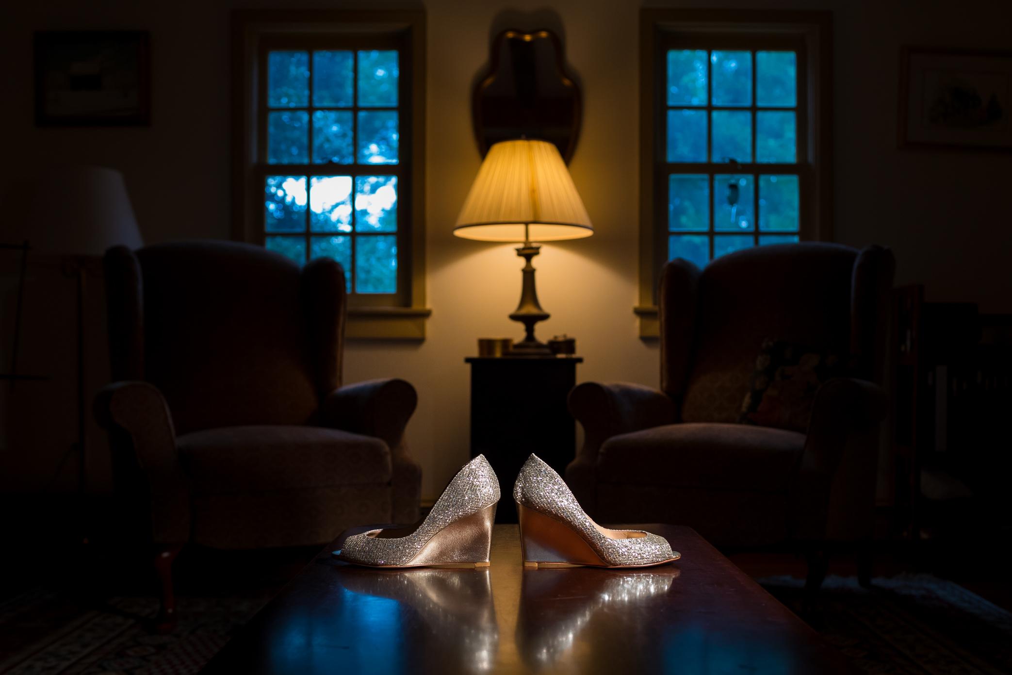 mt-sinai-wedding-prep-shoes