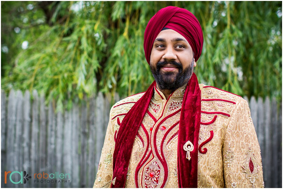 Sikh-Wedding-Ceremony-New-York-Wedding-Rob-Allen-Photography 1