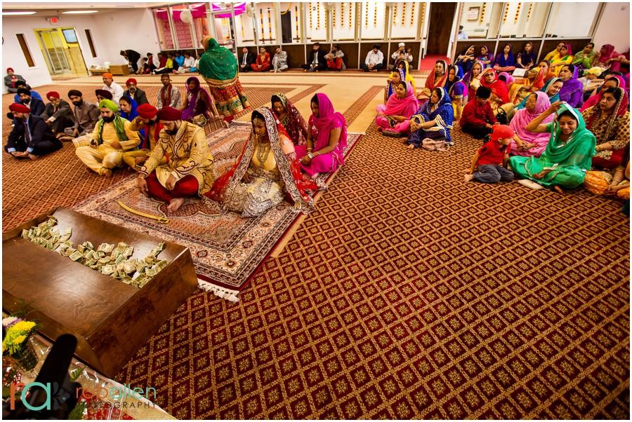 Sikh-Wedding-Ceremony-New-York-Wedding-Rob-Allen-Photography 9