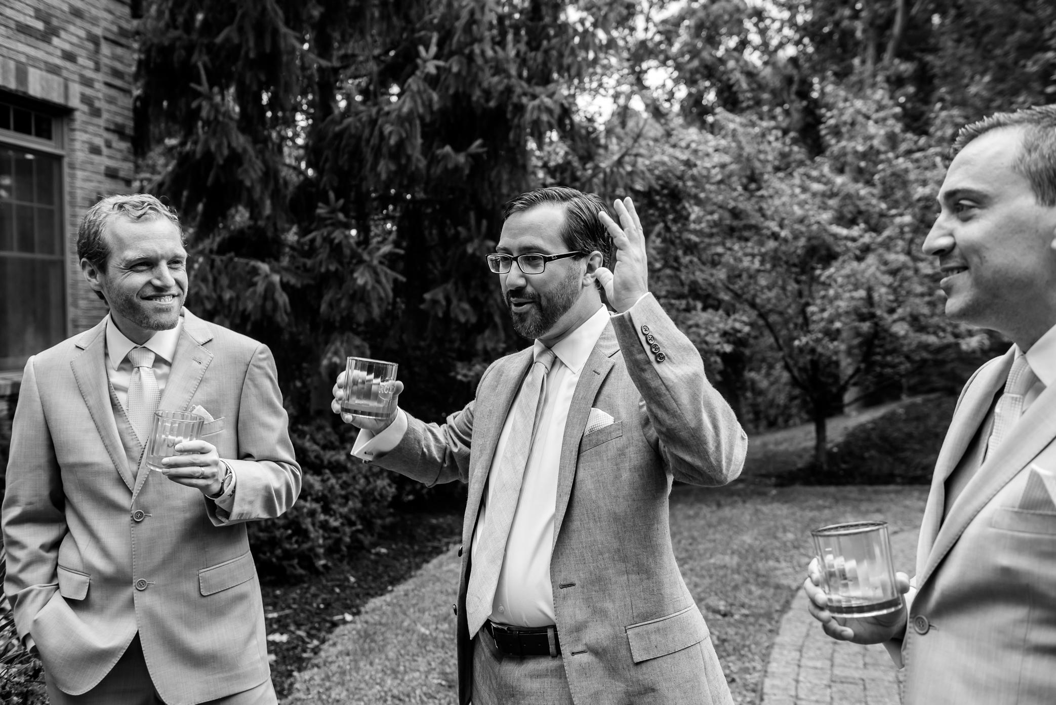 mt-sinai-wedding-prep-groom-drinking