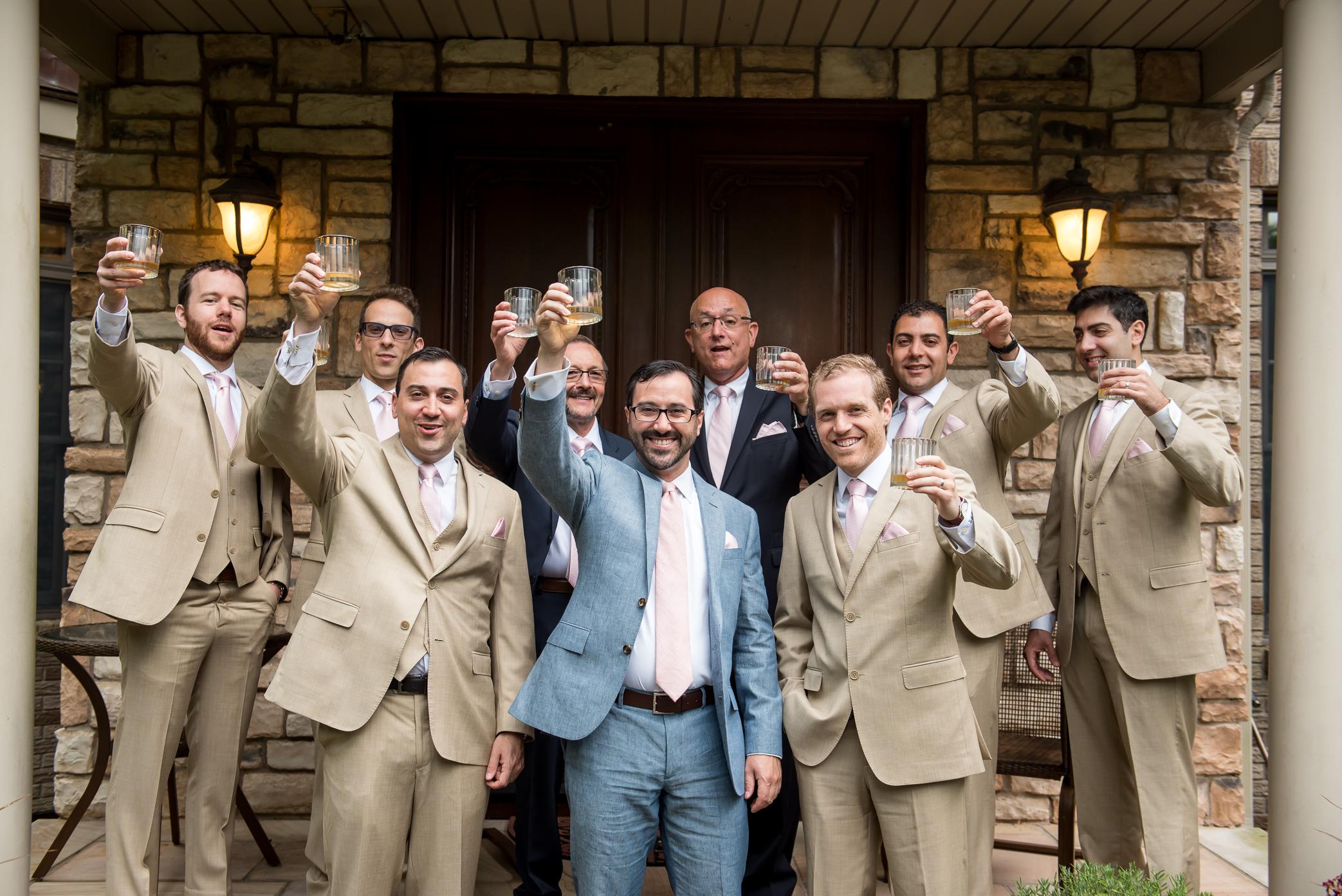mt-sinai-wedding-prep-guys-toast